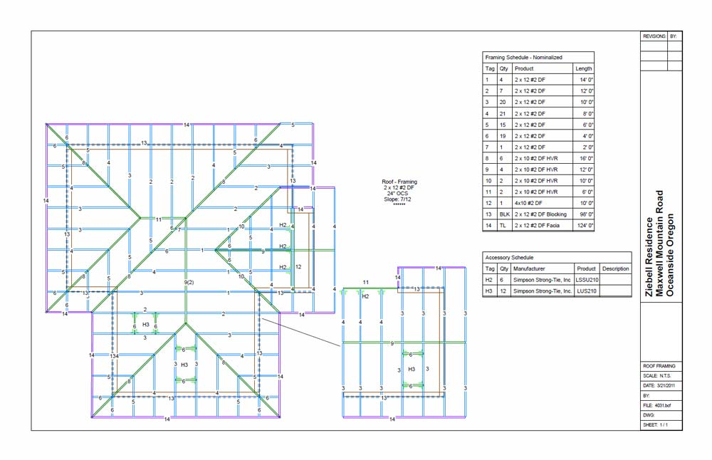 Cmg estimating services residential and commercial for Trademark quality homes floor plans